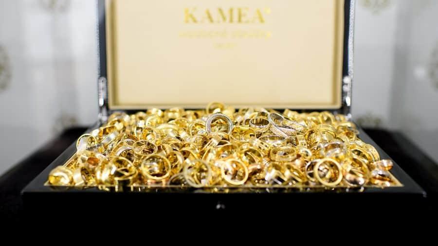 šperky Kamea diamonds