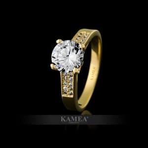 Zásnubný prsteň ANG-8578