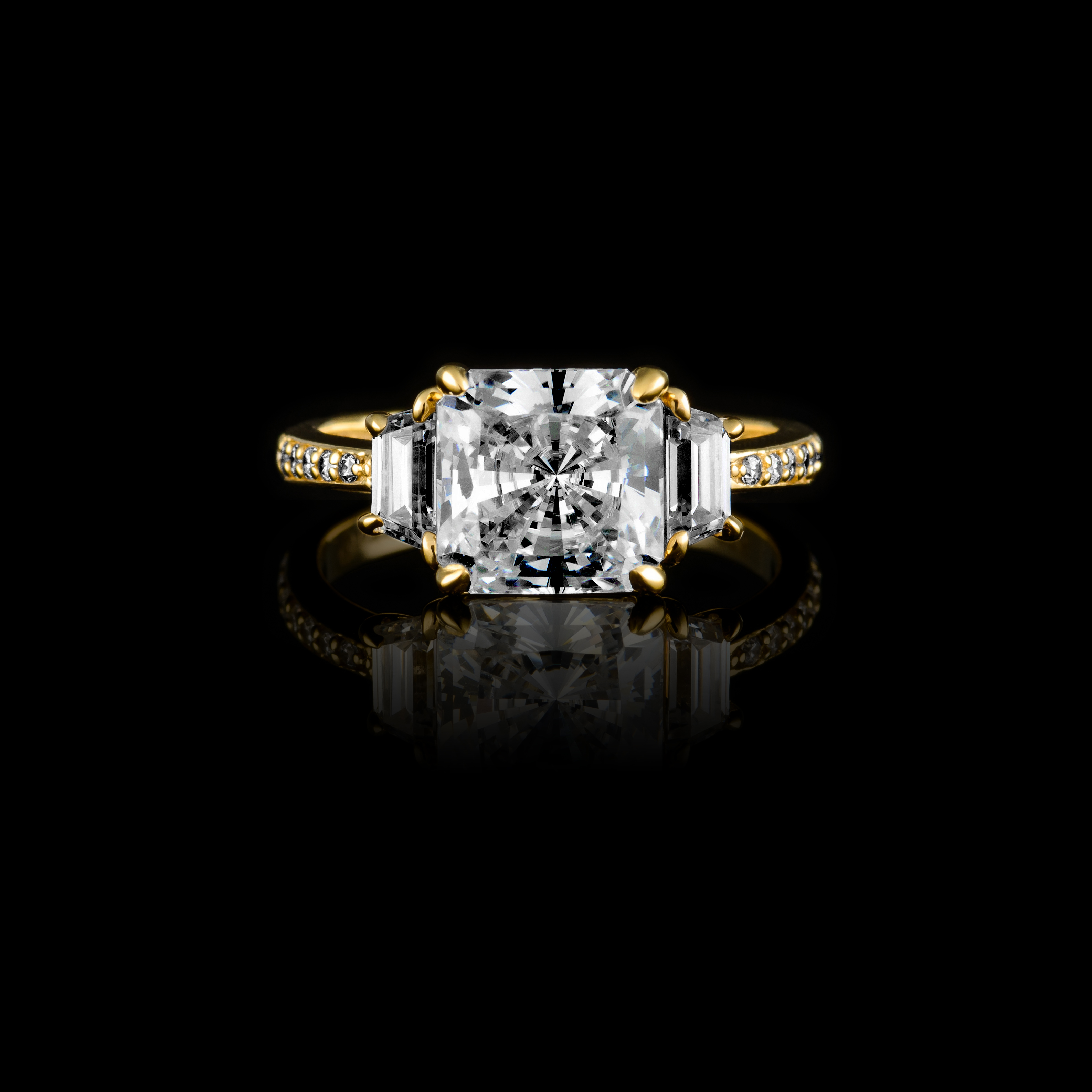 Zásnubné prstene do 500€