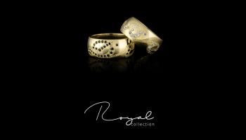 royal, collection, kamea, diamonds