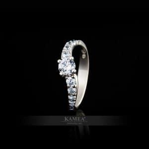 Zásnubný prsteň Kamea 72ZP