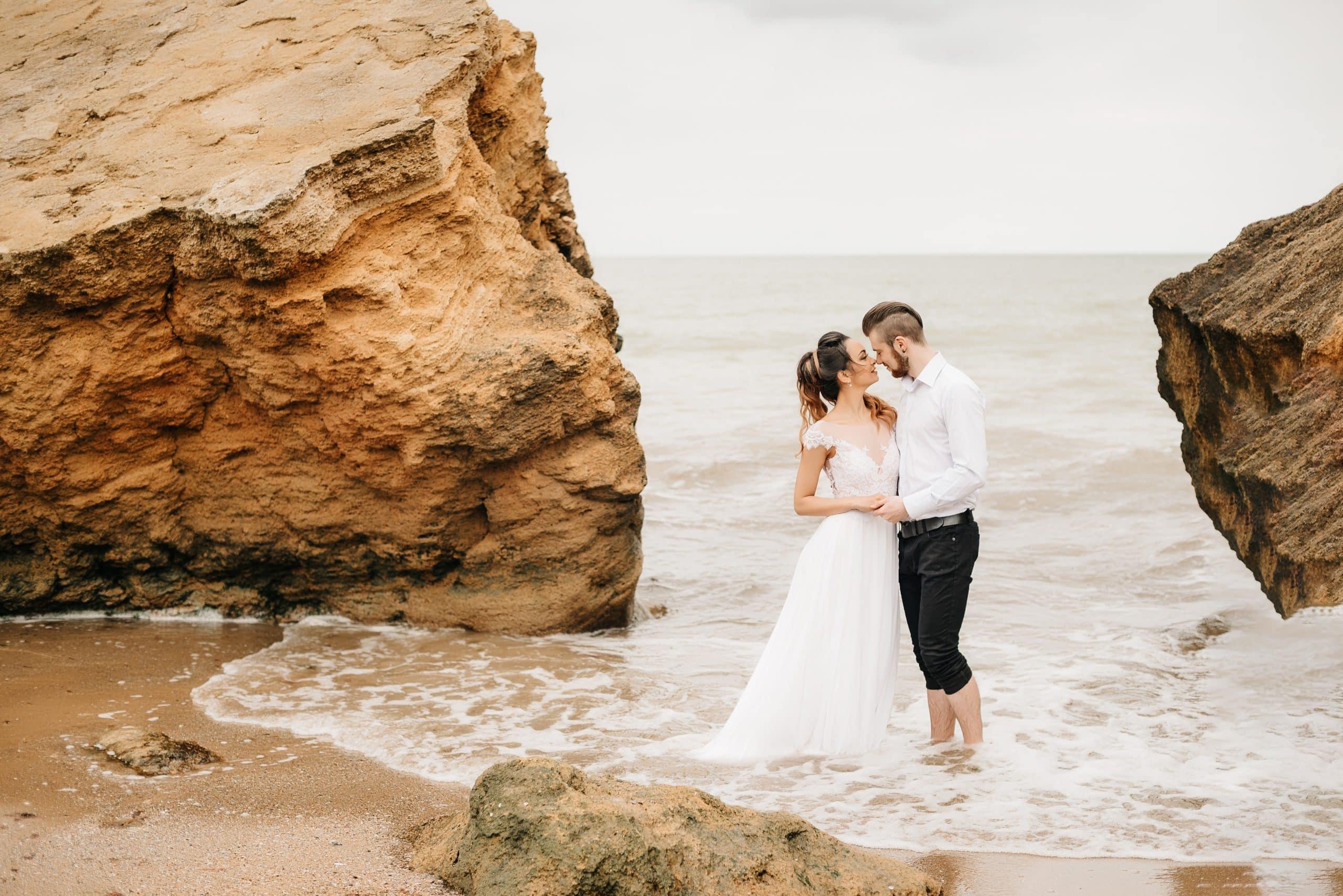 svadba pri mori