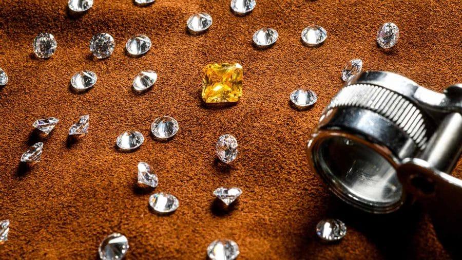 Všetko čo potrebujete vedieť o diamantoch KAMEA