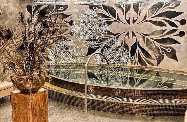 Spa welness priestor pre host Hotela Zlatý kľúčik